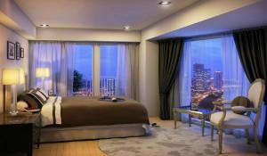 2br Masters Bedroom