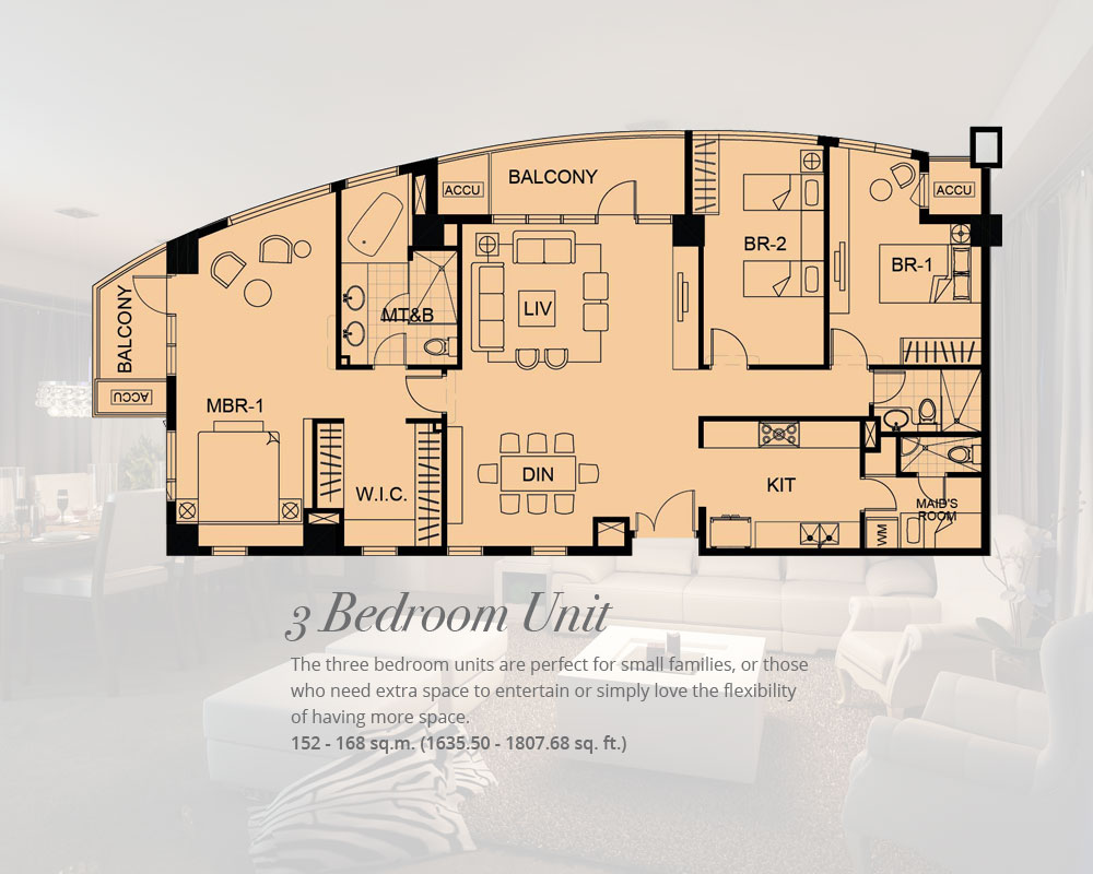 2 Bedroom Condo Unit muntinlupa city